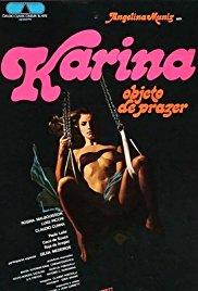 Karina, Objeto do Prazer 1981
