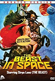 La bestia nello spazio 1980