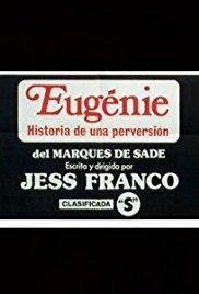 Eugenie Historia de una perversion 1980