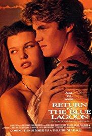 Return to the Blue Lagoon 1991
