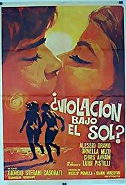 Il Sole nella pelle 1971 / Summer affair 1971