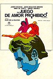 Juego de amor prohibido 1975