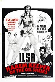 Ilsa Harem Keeper of the Oil Sheiks (1976)