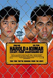 Harold and Kumar Escape from Guantanamo Bay (2008)