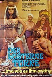 Der lusterne Turke (1971)