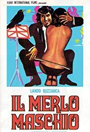 X-Rated Girl (1971) / Il merlo maschio (1971)