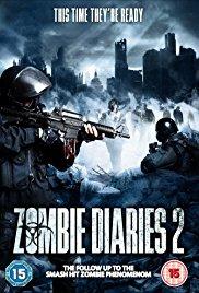 Zombie Diaries 2 2011