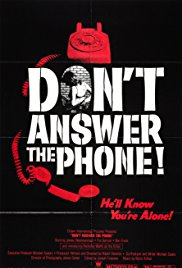 Don't Answer the Phone! 1980